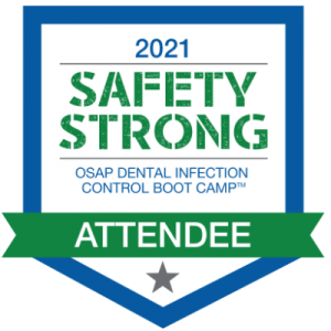 OSAP badge