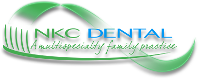 NKC dental logo